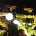 Jolie soiree lestransats sous les lampions du fort de Vaisehellip