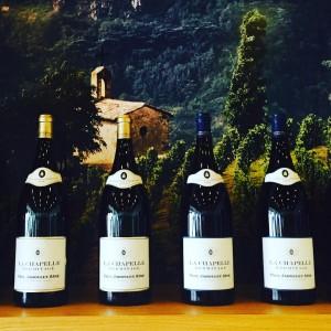 Le week-end dernier, j'ai découvert #Vineum, l'espace gourmand de #pauljabouletaine : boutique, caveau de dégustation et cuisine gourmande... • #bonneadresse #dromoise #epicurienne #madeindrome #wine #hermitage #lachapelle