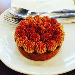 Miam la tarte tiramisu signeextrait  lyonnaise epicurienne lyonfood Lirehellip