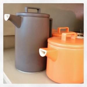 Coup de ♥️ pour cette jolie collection de #théières @monoprix  #new #nouveau #rentrée #theiere #thé #tea #teapot #corail #grey #gris #coral #crush #blogolyon #lyonnaise