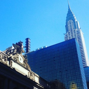 ⭐️ #Newyorkite aiguë, le retour !! #ChryslerBuilding #NewYork #midtown #GrandCentral #milleNYC #NewYorkCity