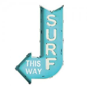 panneau surf
