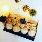 Dlicieuse bche Paris Tokyo signe gflochonpatisseriechocolat  ohmybuche madeinlyon lyonnaisehellip