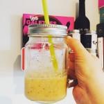 Morning Smoothie  sunday morning healthy smoothie masonjar lyonnaise gourmandehellip