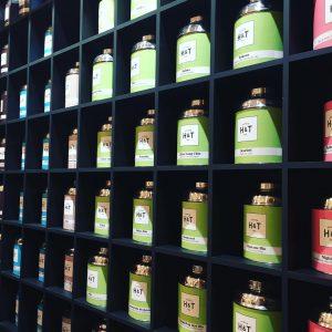 Délicieuse découverte à la nouvelle boutique @humanandteaco • #nouveau #lyon #mypresquile #tealover