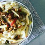 Dej maison et salade grenobloise  homemade inmykitchen saladedhiver Lirehellip